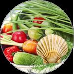天然ビタミンミックス&ホタテ貝カルシウム
